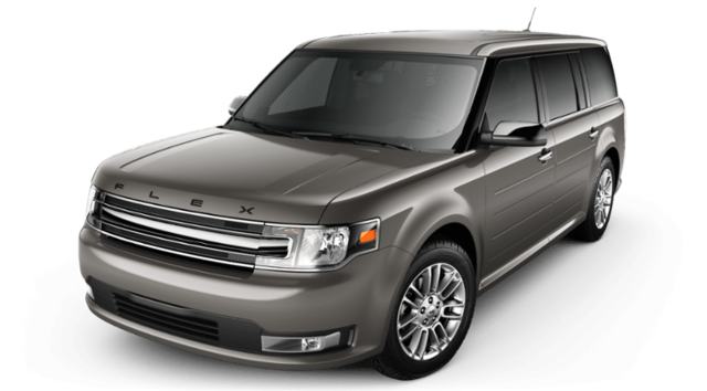 New 2019 Ford Flex SEL Crossover in Hamburg, NY